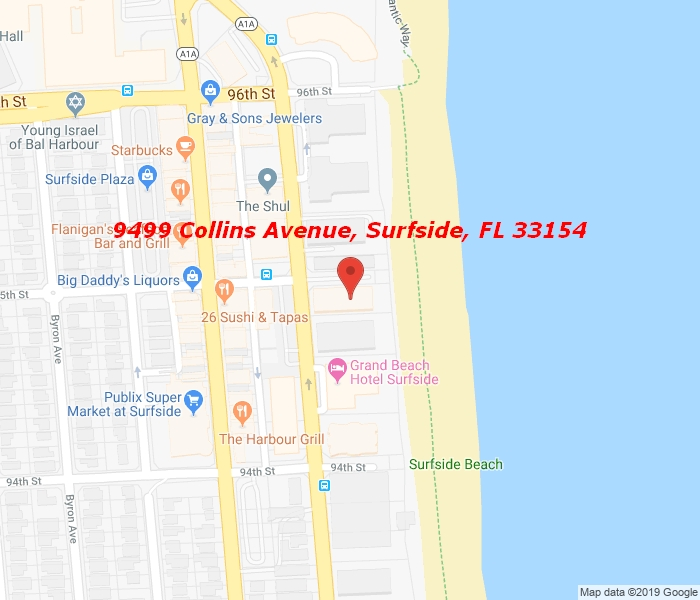 9499 Collins Ave #208, Surfside, Florida, 33154